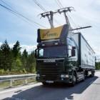 Laster mit Stromabnehmer: Hybrid-Lkw mit Oberleitung startet in Schweden