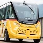 Postauto: Autonomer Bus baut in der Schweiz einen Unfall