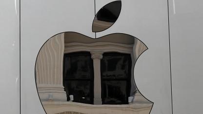 Apple will die Einhandbedienung großer Smartphones vereinfachen.