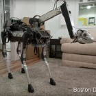 Boston Dynamics: Spot Mini, die Roboraffe