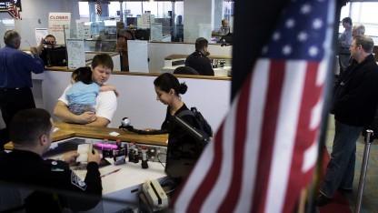 Einreise in die USA: Der Oberste Gerichtshof soll über das Einreiseverbot entscheiden