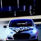 Pikes Peak: Eiswürfelgekühlter Tesla Model S bricht Rennrekord