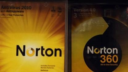 Fast alle Produkte von Norton haben eine kritsche Sicherheitslücke.
