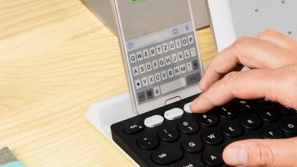 Multi Device Wireless Keyboard K780
