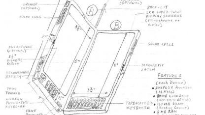Dieses Gerät soll Apple für das iPhone kopiert haben.