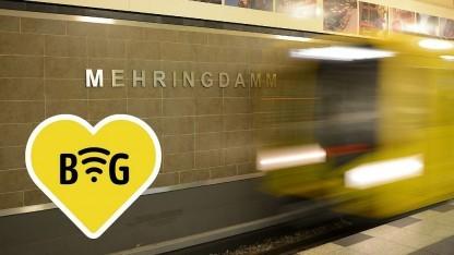 Bahnhof Mehringdamm