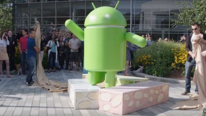 Android 7.0 ist fertig.