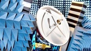 Mobile Satellitenausrichtung