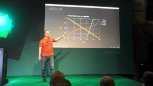 Jakob Rasmussen von Apex Game Tool auf der Unite 2016