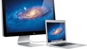 Macbook mit Thunderbolt-Display