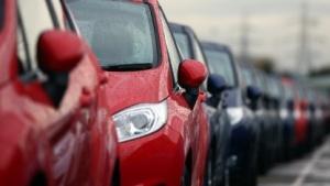 Autoproduktion bei Ford