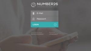 Number26 wirbt mit einfachem Onlinebanking per Smartphone - wenn man das Konto behalten darf.
