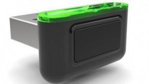 USB-Fingerabdruckscanner von Synaptics