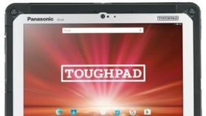 Das neue Toughpad FZ-A2 von Panasonic
