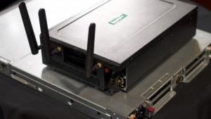 Die neuen Edgeline-Server von HPE.