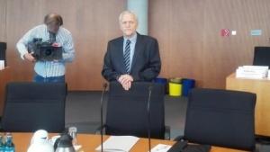 Ex-Verfassungsschutzpräsident Fromm vor dem NSA-Untersuchungsausschuss