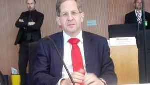 Verfassungsschutzpräsident Maaßen vor dem NSA-Untersuchungsausschuss