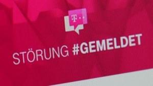 Störungen bei der Deutschen Telekom