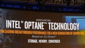 Optane-SSDs sollen dieses Jahr erscheinen.