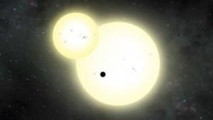 Doppelsternsystem Kepler-1647 mit Planet: fast so alt wie unser Sonnensystem