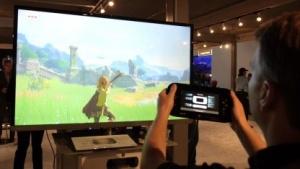 Golem.de-Redakteur Michael Wieczorek spielt das neue Zelda auf der E3 2016.