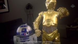 C-3PO und R2-D2