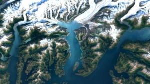 Google Earth: keine Streifen