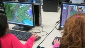 Das Klötzchenspiel Minecraft im Unterricht