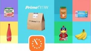 Amazon Prime Now in Frankreich in der Kritik