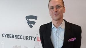 Mikko Hypponen ist Chief Research Officer von F-Secure. Wir haben ihn in Finnland getroffen.