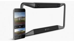 Rearvision: Dualkamera für den hinteren Kennzeichenträger