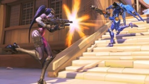 Widowmaker in Overwatch