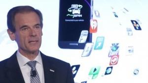 Der Bosch-Chef Volkmar Denner setzt auf Startups.