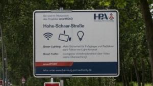 Smart Road in Hamburg: Fitness-Tracker für die Stadt