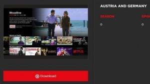 Bilderdownload bei Netflix
