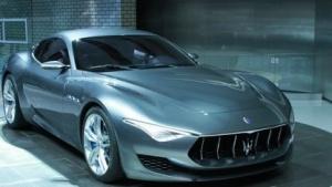 Konzeptfahrzeug Alfieri von Maserati