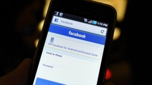 Facebook nutzt den Smartphone-Standort, um Freunde vorzuschlagen.