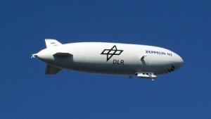 Helium für Zeppeline ist eine begrenzte Ressource.