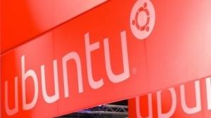 Mit dem Ubuntu-Schriftzug schein Canonical gut Geld verdienen zu können.