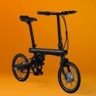 Xiaomi Mi Qicycle: Elektrisches Klappfahrrad mit Smartphone-Anschluss