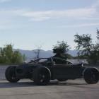 The Mill Blackbird: Auto verwandelt sich für Filmaufnahmen