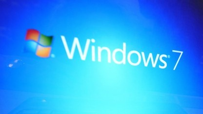 Der Marktanteil von Windows 7 steigt wieder.