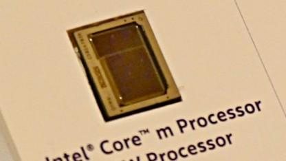 Ein Core M der Skylake-Generation