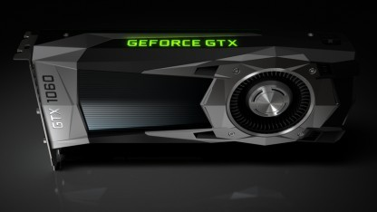 Geforce GTX 1060 Founder's Edition