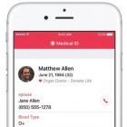 iOS 10: Organspendeausweis auf dem iPhone