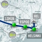 Hyperloop: Helsinki-Stockholm in 28 Minuten für 19 Milliarden Euro