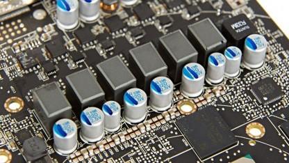 Spannungsversorgung der Radeon RX 480