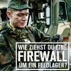 Rechnungshof-Kritik: Bundeswehr überwacht eigene Netze nicht