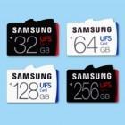 Universal Flash Storage Card: Samsung hat die weltweit ersten UFS-Speicherkarten