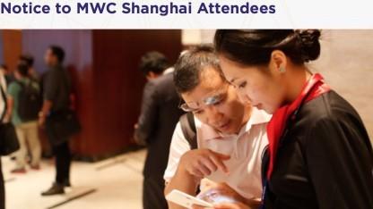 Wer den MWC Shanghai besucht hat, sollte seine Zugänge überprüfen.
